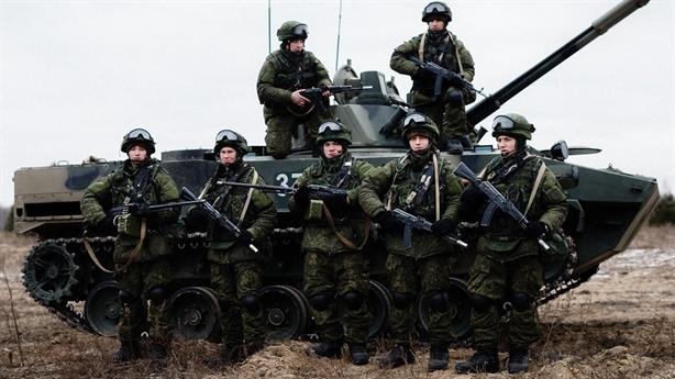 Trăm lính dù Nga đến Belarus diễn tập 'Tình anh em Slavic'