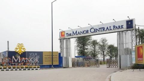 Xử phạt Bitexco chưa có ĐTM tại The Manor Center Park