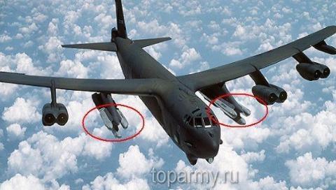 B-52 bay qua Baltic, B