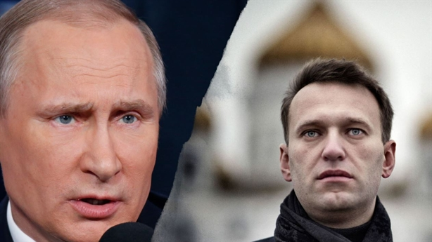 Tổng thống Putin muốn Đức chuyển hồ sơ Navalny cho Nga