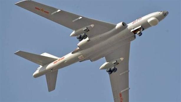 Trung Quốc triển khai máy bay H-6 sát biên giới Ấn Độ
