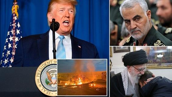 Ông Trump cảnh cáo Iran, nếu…