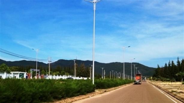 Chuyển 230ha đất tại KCN Nhơn Hội sang đất đô thị