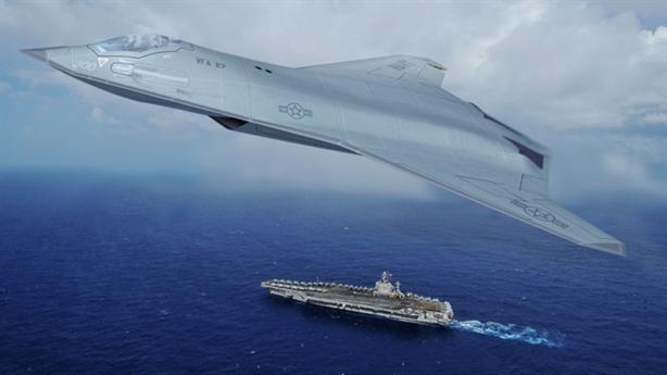 Máy bay thế hệ 6 Mỹ lần đầu cất cánh
