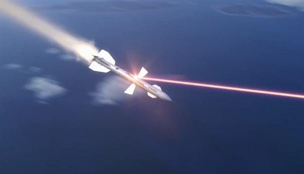 F-16 Mỹ dùng vũ khí laser đánh chặn mọi bộ tên lửa