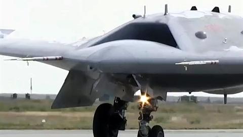 Báo Trung Quốc nói gì về S-70 Okhotnik của Nga?