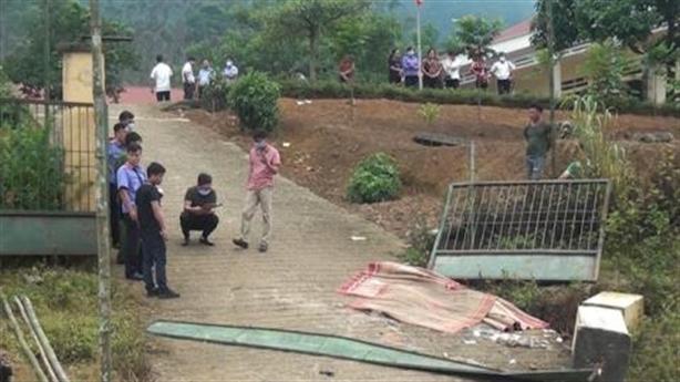 Sập cổng trường 3 trẻ tử vong: Bộ Xây dựng vào cuộc