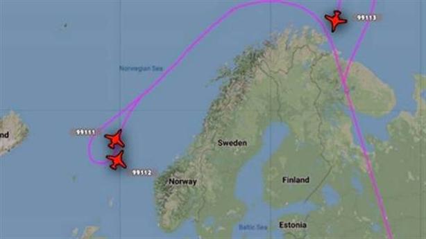 Tu-160 đưa London vào tầm ngắm khi B-52 bay trên Biển Đen?