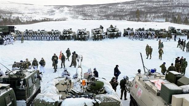 Mỹ lo ngại liên minh Nga-Trung ở Bắc Cực?