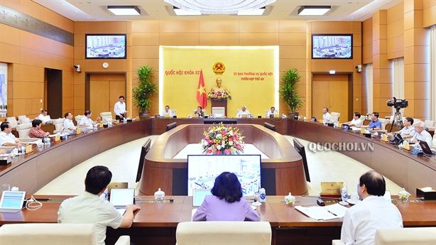 Sẽ trình Quốc hội miễn nhiệm Bộ trưởng Chu Ngọc Anh