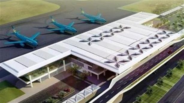 Hà Tĩnh muốn sân bay quốc tế: Không hợp lý...