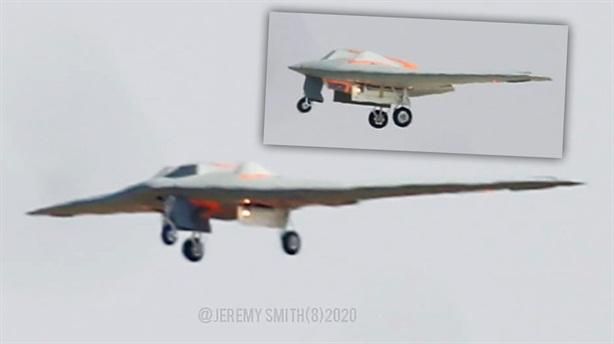 RQ-170 Mỹ xuất hiện cùng Biệt đội tấn công VMFA-112