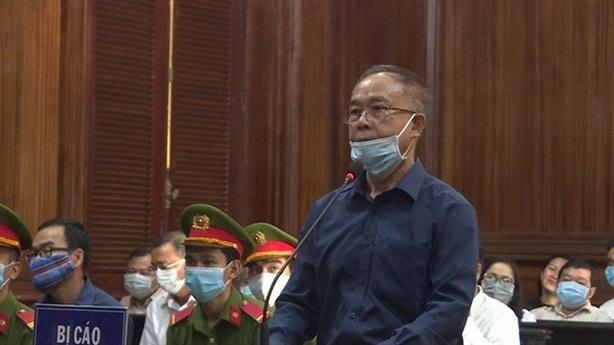 Cựu PCT Nguyễn Thành Tài: 'Làm việc với CQĐT mới biết sai'