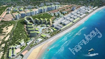 Tỉnh Bình Thuận cung cấp thông tin dự án Hamubay Phan Thiết