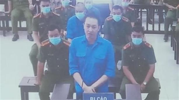 Xét xử vụ vợ Đường nhuệ: Bị cáo phản cung