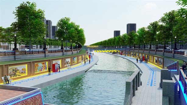 Sông Tô Lịch thành công viên: Đừng gắn chữ 'tâm linh'