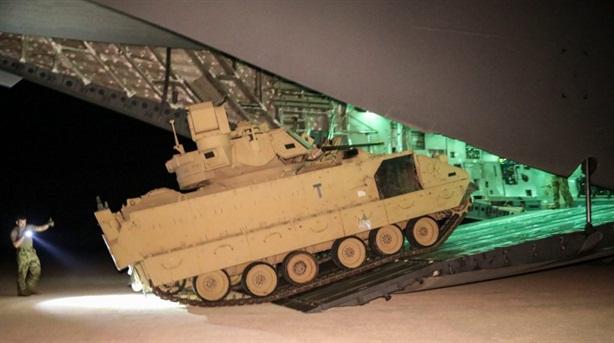 Mỹ tăng cường lực lượng Syria để làm gì?