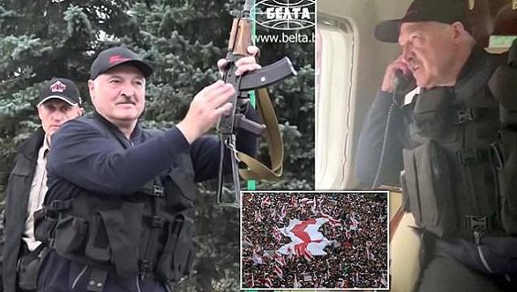Đối lập kêu gọi can thiệp, Lukashenko phong tỏa biên giới Belarus