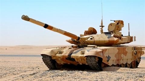 Số lượng xe tăng Nga trực chiến chỉ bằng...một nửa Mỹ?