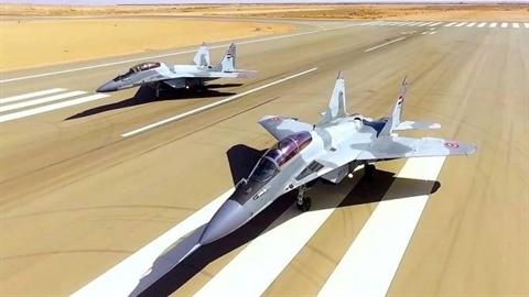Ai Cập mua tiếp lượng lớn MiG-35 sau khi sắm 20 Su-35?