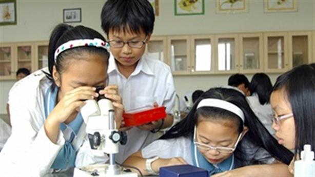 Hướng nghiệp cho học sinh ngay từ bậc tiểu học