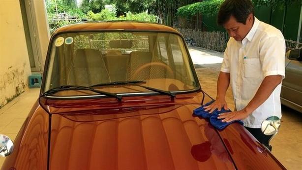 Đoàn Ngọc Hải bán xe cổ làm từ thiện: Giá bao nhiêu?