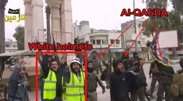 Nga giáng đòn sấm sét, tố mưu tấn công hóa học Idlib