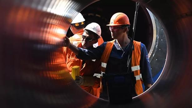 Nhà thầu rời bỏ, đường ống Nord Stream-2 sẽ bất hoạt?