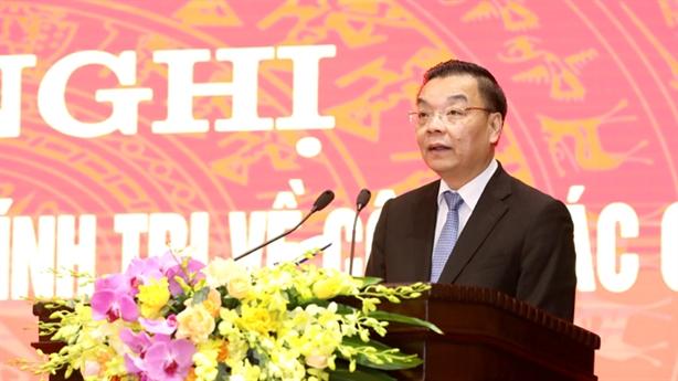 HĐND Hà Nội sẽ họp bất thường bầu Chủ tịch Thành phố