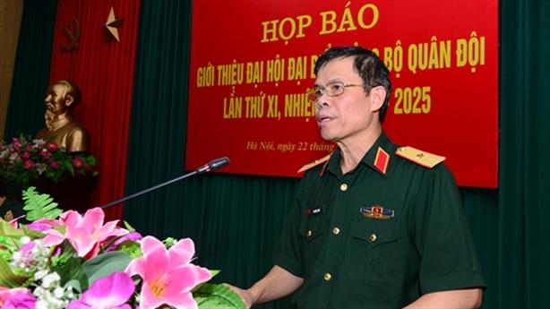 Tổng Bí thư trực tiếp chỉ đạo ĐH Đảng bộ Quân đội