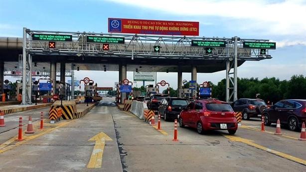 Lập đề án thu phí trên cao tốc Nhà nước đầu tư