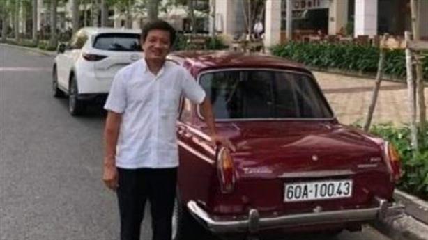 Ông Đoàn Ngọc Hải sắp mua đất xây nhà ở Thừa Thiên-Huế