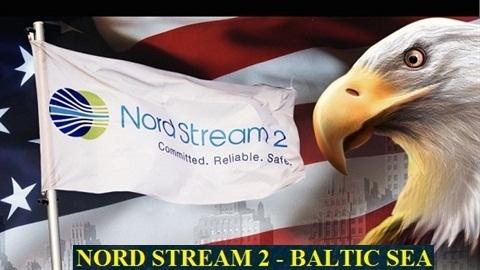 Mỹ quyết chặn Nord Stream-2, trừng phạt Đức 'trên 2 mặt trận'