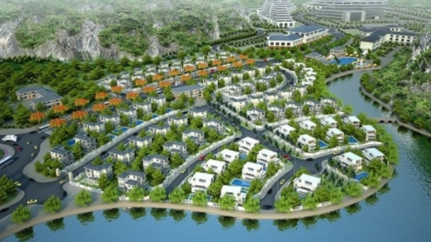 Vinaconex ITC vay Sacombank 2.500tỷ làm Cát Bà Amatina 1 tỷ USD