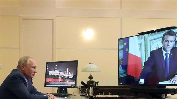Nga hỏi vụ Navalny, Pháp hứa nhưng nêu điều kiện