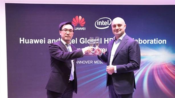 Intel được quyền bán chíp cho Huawei