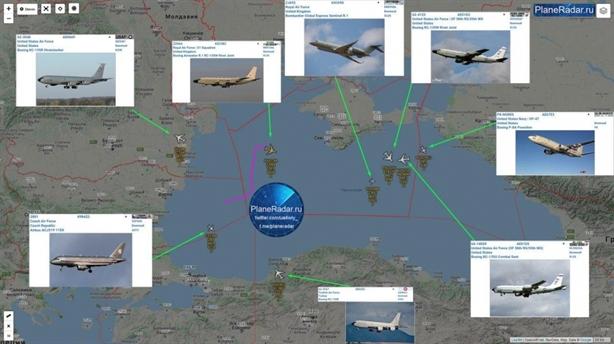 NATO huy động tới 20 máy bay đột kích phòng không Crimea