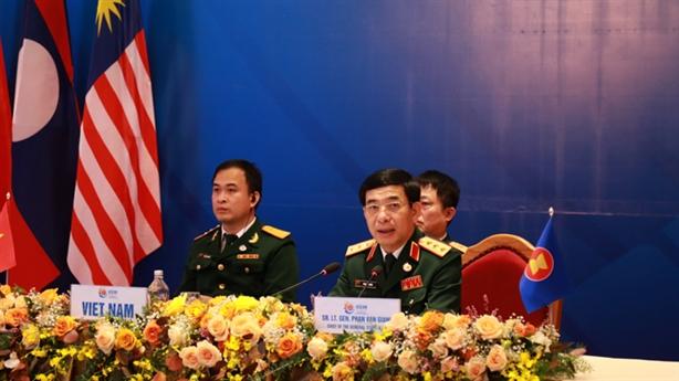 Quân đội các nước ASEAN hợp tác để giải quyết tranh chấp