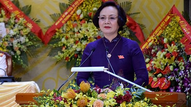 Bí thư Yên Bái Phạm Thị Thanh Trà sắp chuyển công tác
