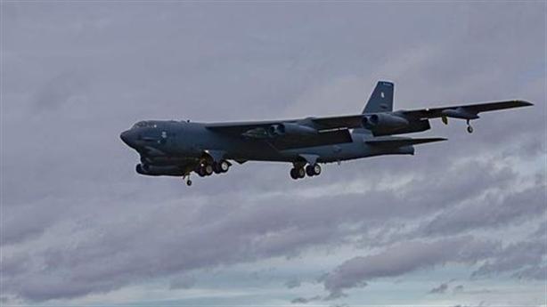 B-52H mang tên lửa hành trình làm nóng Biển Đen