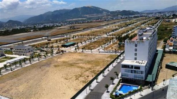 Thanh tra các dự án BT đổi đất sân bay Nha Trang