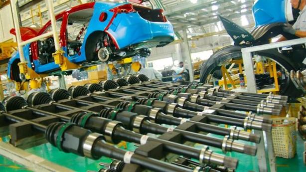 Tự lực cánh sinh để công nghiệp ôtô Việt không èo uột...