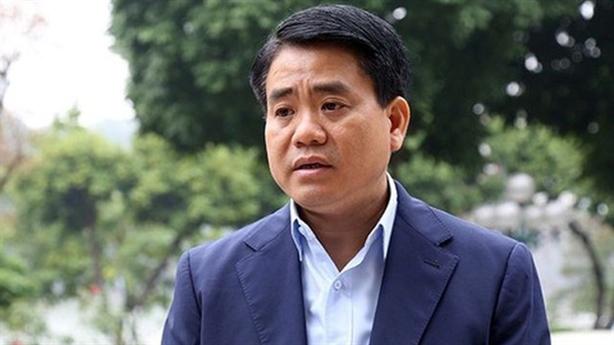HĐND TP Hà Nội bãi nhiệm ông Nguyễn Đức Chu