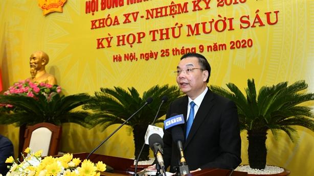 Tân Chủ tịch Hà Nội: Vinh dự lớn, trách nhiệm nặng nề