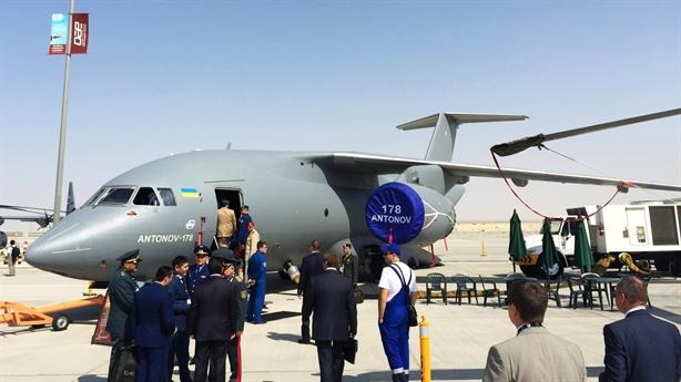 Hợp đồng mua An-178 đến tay Nga