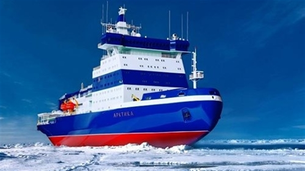 'Nga đã đúng khi đóng siêu tàu Arktika cho Bắc Cực'