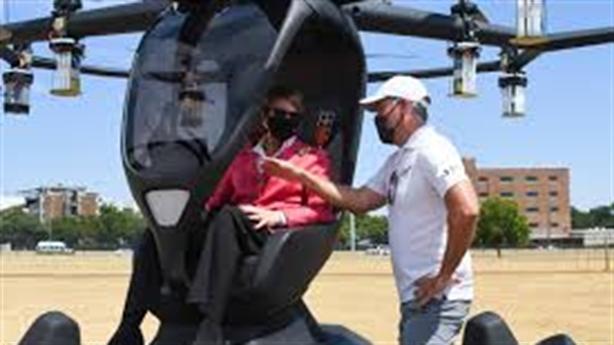 Không quân Mỹ sắp có ôtô bay phục vụ chiến trường