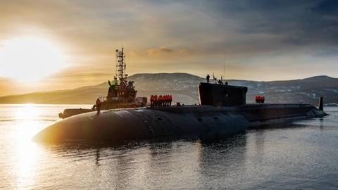 Tổ hợp EW Burak-M giúp tàu ngầm Nga vô hình tuyệt đối