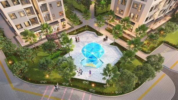 The Grand Sapphire - viên sapphire đắt giá của Vinhomes Smart City