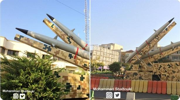 Iran công bố tên lửa ngoài khả năng đánh chặn của Mỹ